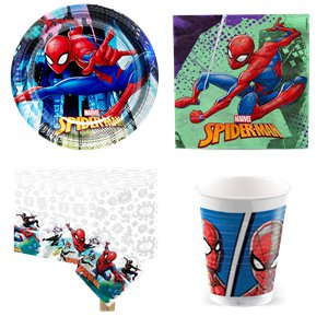 Spiderman Value Party Pack
