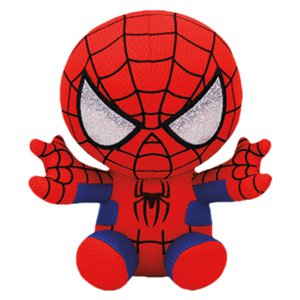 Marvel Spiderman Beanie Toy