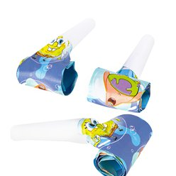 Spongebob Noisemaker Blowouts