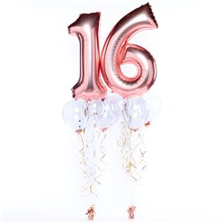 Sweet 16 Balloon Kit