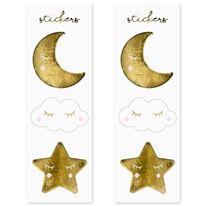 Little Star Treat Bags - 14cm