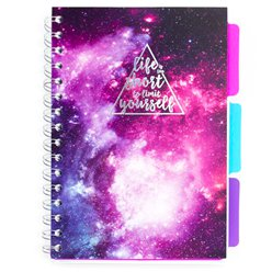 Cosmic Galaxy A5 Notebook