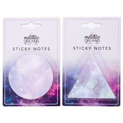 Galaxy Assorted Sticky Notes