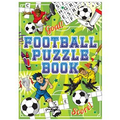Football Mini Puzzle Book