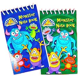 Monster Notebook