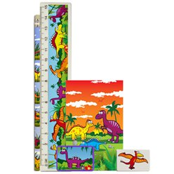 Dinosaur Stationery Set