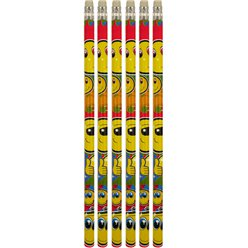 Smiley Pencils