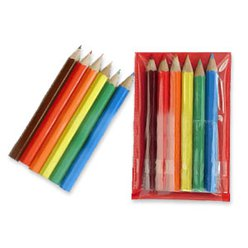 Small Colouring Pencils