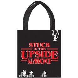 Stranger Things Canvas Bag - 37cm