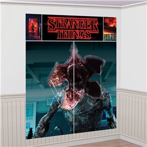 Stranger Things Wall Decorating Kit - 1.9m