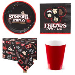 Stranger Things Party Pack - Value Pack