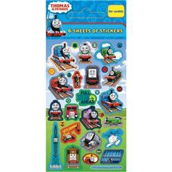 Thomas & Friends Sticker Sheets