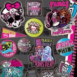 Monster High Stickers
