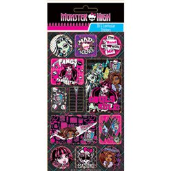 Monster High 3D Stickers