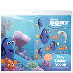 Finding Dory Sticker Scene