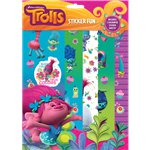 Trolls Sticker Fun Pack