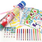 Peppa Pig Activity Sticker Tube