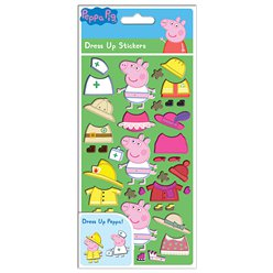 Peppa Pig Dress Up Stickers