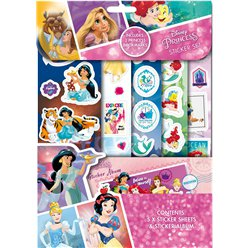 Disney Princess Sticker Set