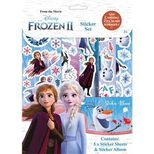 Frozen 2 Sticker Set