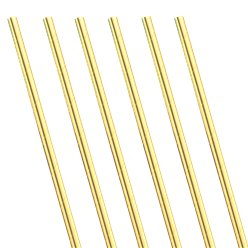 Gold Paper Straws