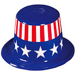 USA American Top Hat - 4th July