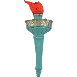 Statue of Liberty Torch - 43cm