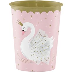 Lovely Swan Favour Cup