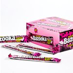 Bazooka Chew Bars Bulk Box