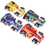 Racing Car Chocolates