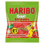 Haribo Giant Strawberries