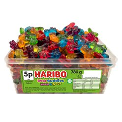 Haribo Bear Buddies Tub