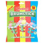 Swizzels Drumstick Mixed Lolly Bag