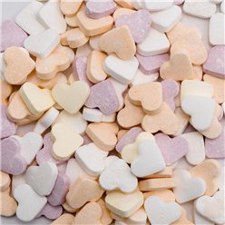 Fruit Hearts - 1kg Bulk Bag