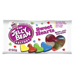 Sweet Hearts Jelly Beans Bag