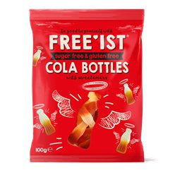 Free'ist Cola Bottles Sugar Free