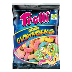 Trolli Sour Glowworms