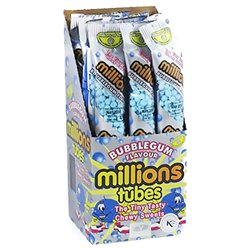 Bubblegum Millions Tube Bulk Box