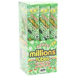Apple Millions Tube Bulk Box