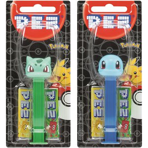 Pokemon PEZ Dispenser & Refills