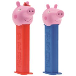 Peppa Pig Pez Dispenser & Refill