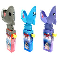 Shark Bite Toy With Fruit Flavour Lollipop