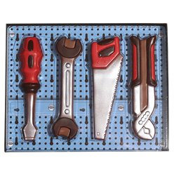 Milk Chocolate Tool Kit Gift Set