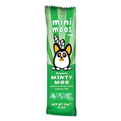Mini Moo's Organic Minty Moo Bar