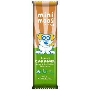 Vegan Mini Moo's Organic Caramel Bar
