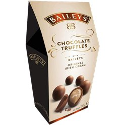 Baileys Twist Wrapped Milk Truffles