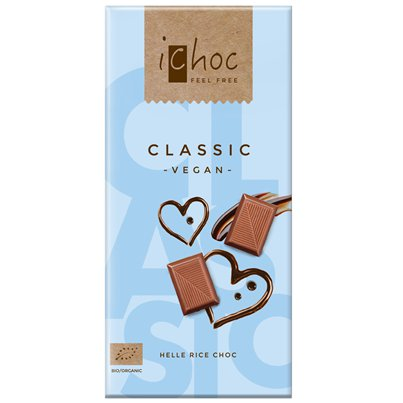 Vegan Classic Rice Milk Chocolate Bar