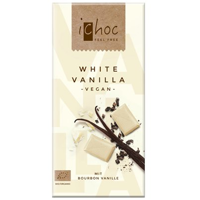 Vegan Rice Milk White Chocolate Bar