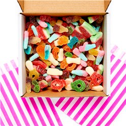Fizzy Mix Treat Box - 500g