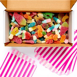 Fizzy Mix Treat Box - 1kg